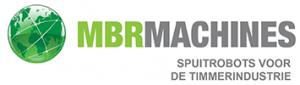 MBR Machines spuitrobots voor de timmerindustrie